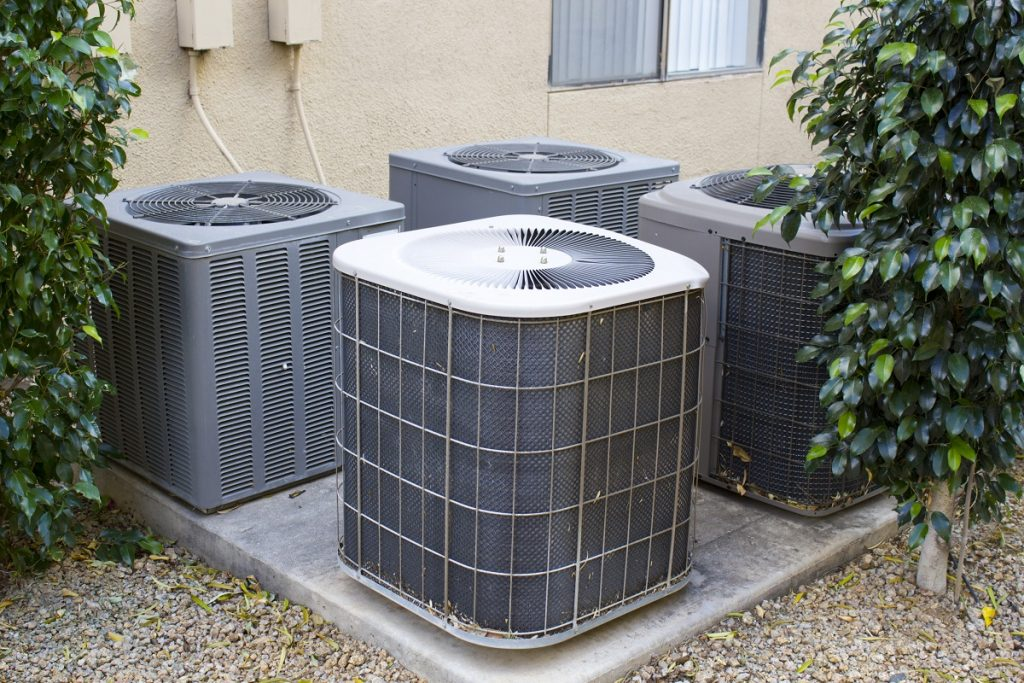 Residential airconditioning compressor