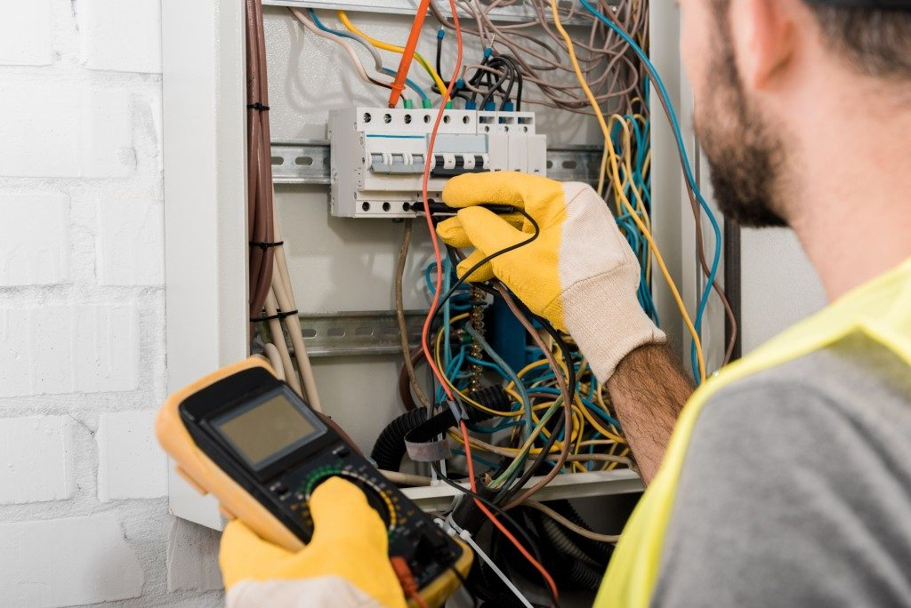 The Importance of Hiring a Professional, Licensed ... on installing electrical service, installing electrical outlets, installing electrical pvc conduit, installing electrical wire, installing electrical panels, installing lights wiring, installing electrical conduit systems, installing cabinets, installing electrical switch,