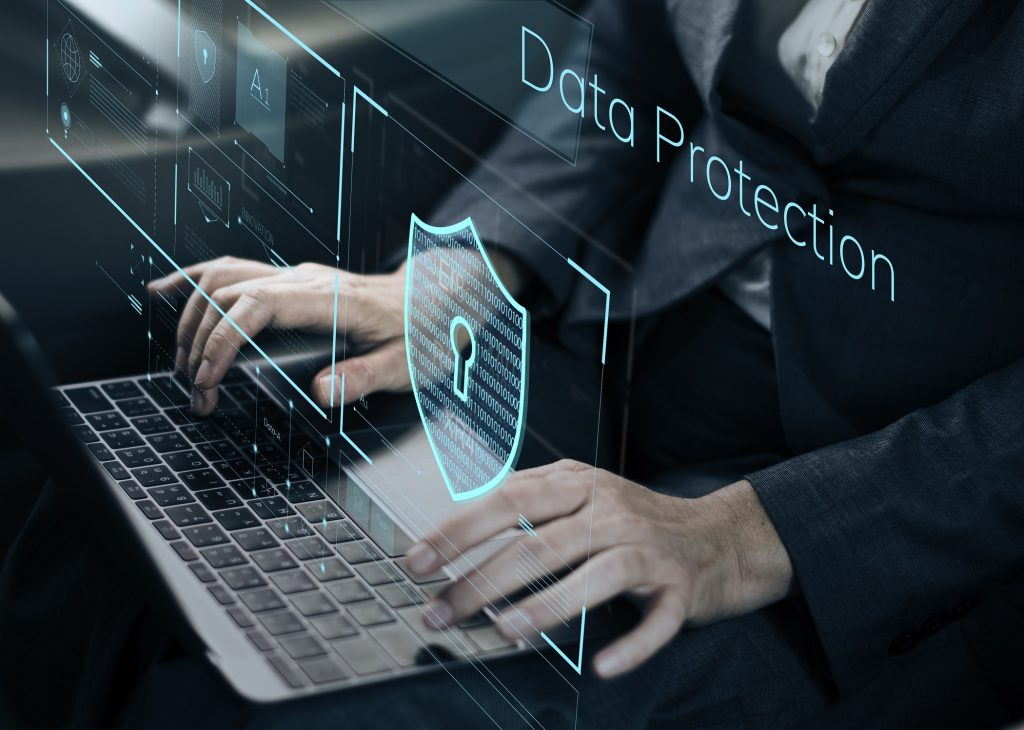 data privacy expert protecting company data