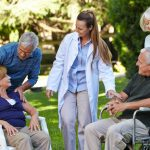 How to Help Your Disabled & Elderly Family Member Socialize