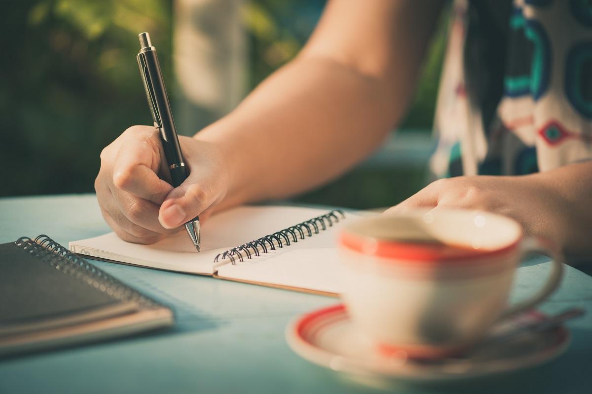 starting a journal