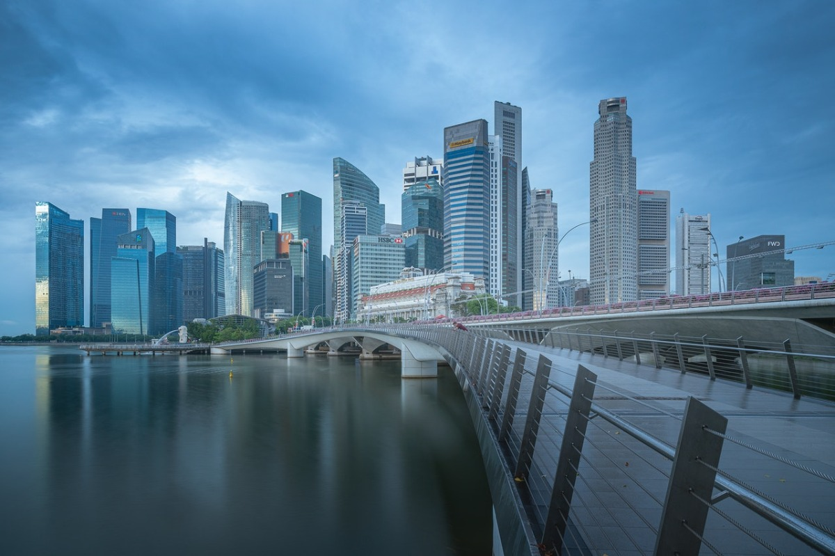 Singapore by day